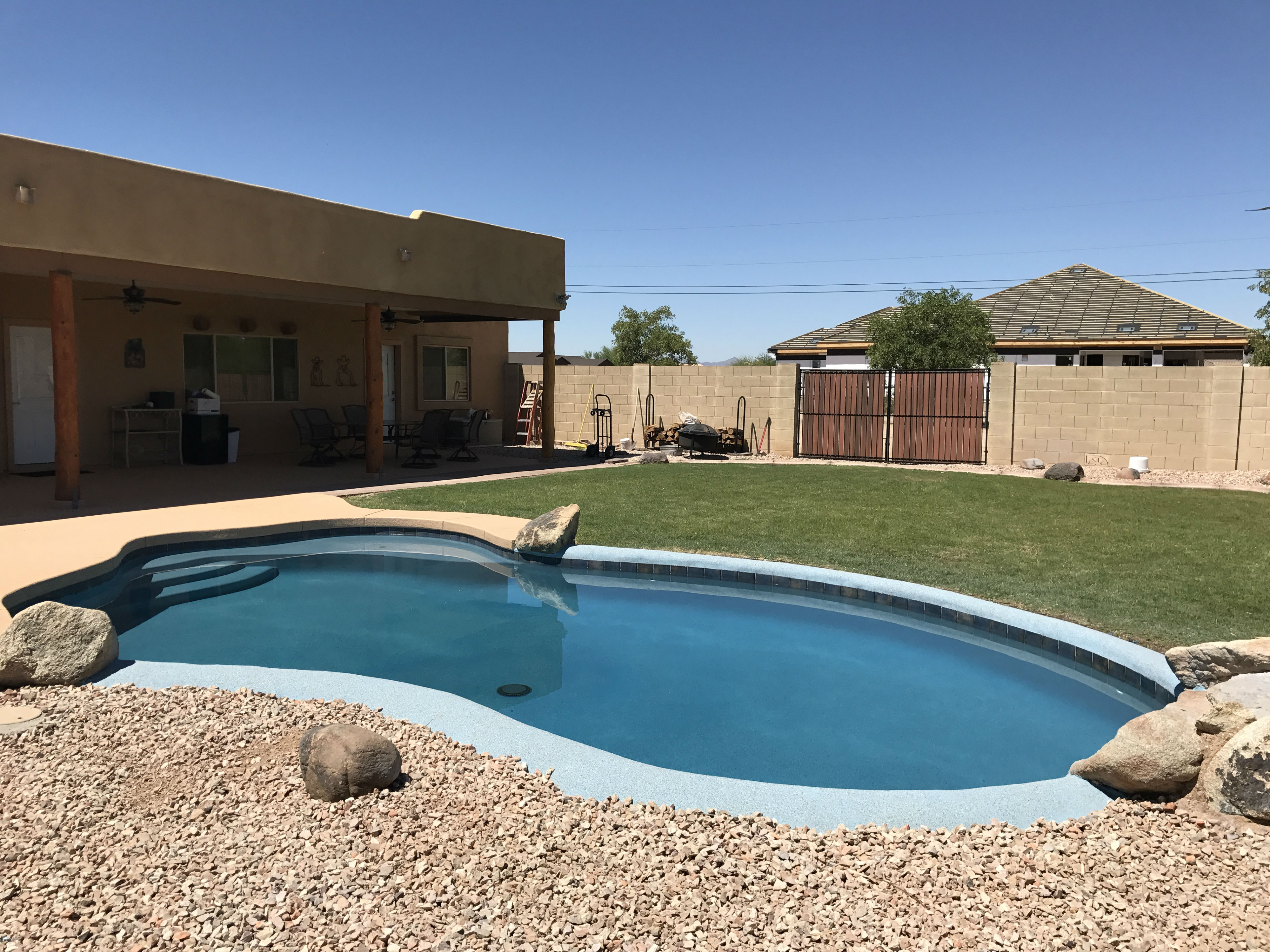Pool Custom Build Arizona