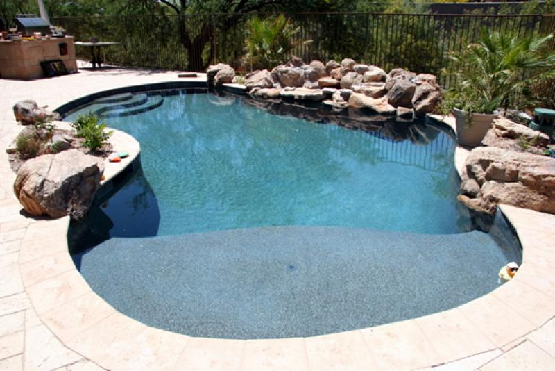 Custom Pool Building Phoenix Arizona