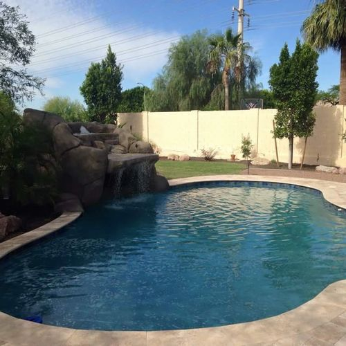 Custom Pool Building Arizona