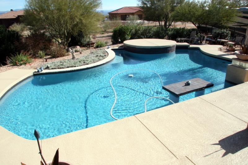 Arizona Pool And Spa Renovations Gilbert Arizona