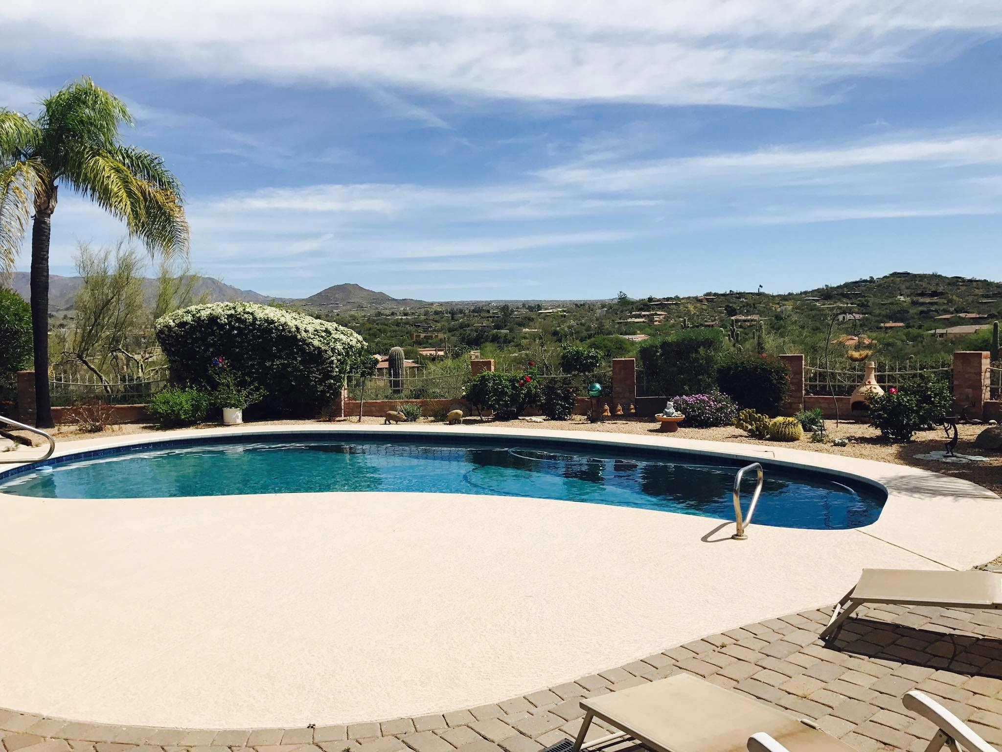 Arizona Pool And Spa Renovations Rio Bravo Arizona Pool
